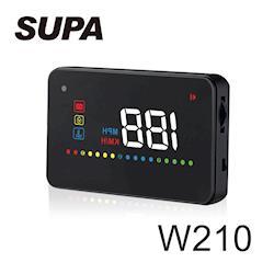 【凱騰】速霸 W210 HUD多功能抬頭顯示器