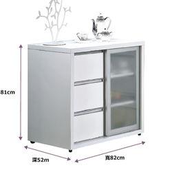 【顛覆設計】晶晶2.7尺餐櫃
