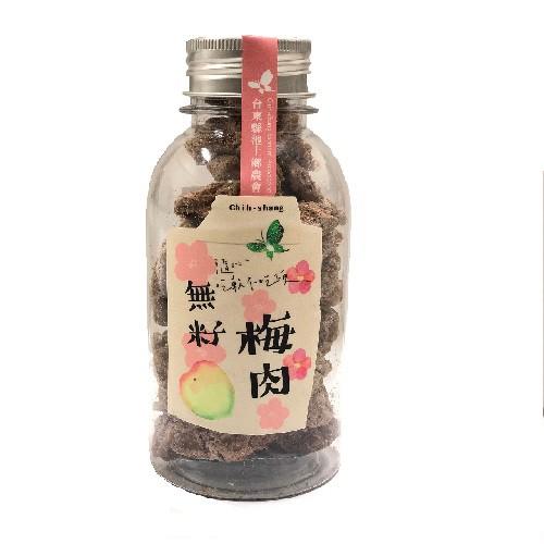 【池上鄉農會】無籽梅肉80公克/瓶-台灣農漁會精選