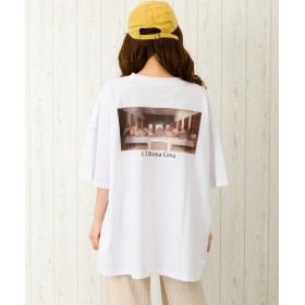 Tシャツ - SpRay Last supper BIG Tシャツ