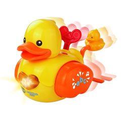 VTech  洗澡玩具 搖擺音樂小鴨