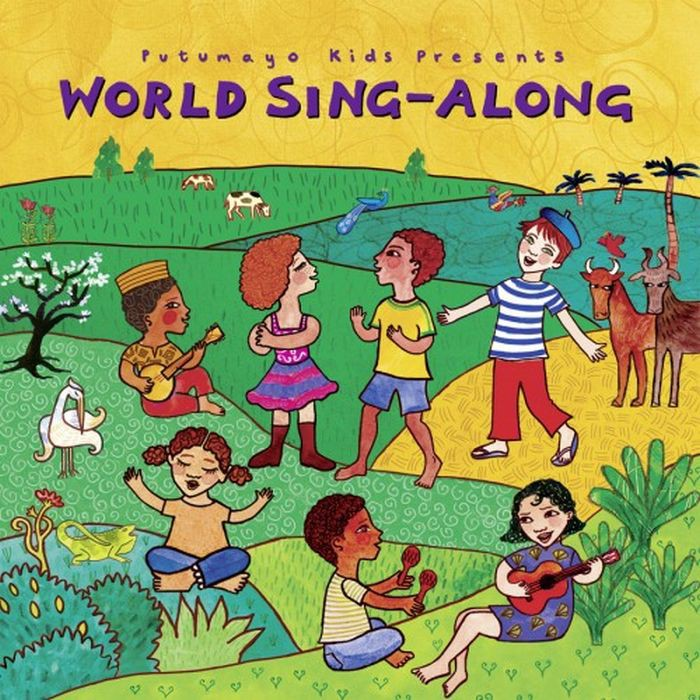 世界歡唱 World Sing-Along PUT324
