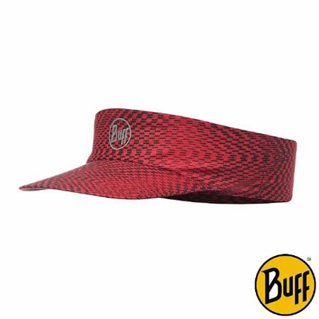 BUFF 紅莓果醬 COOLMAX抗UV快乾頂空帽