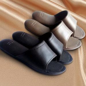 (e鞋院)高彈力可水洗厚底舒適室內拖鞋