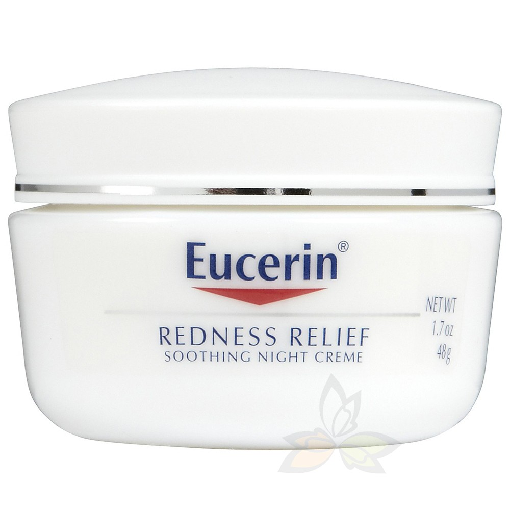 Eucerin 伊思妮 經典保濕晚霜 敏感/潮紅肌 (百奧田 美妝保養)
