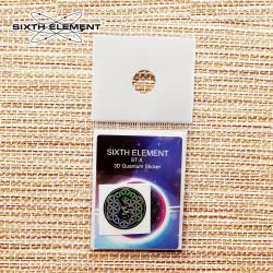 【第六元素】ST-X 3D量子貼片 (五片裝)