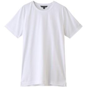 Brooks Brothers ブルックス ブラザーズ メンズ(MENS)スーピマコットンピケ ソリッド Tシャツ ホワイト
