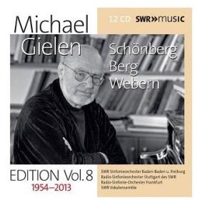ミヒャエル・ギーレン ミヒャエル・ギーレン・エディション 第8集 CD