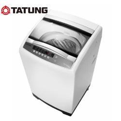 ◎.微電腦FUZZY人工智慧|◎.LED顯示控制面板|◎.立體水流全面洗淨深層潔淨品牌:TATUNG大同種類:洗衣機型號:TAW-A105A顏色:白色系容量範圍:9-11kg尺寸:1015(高)*60