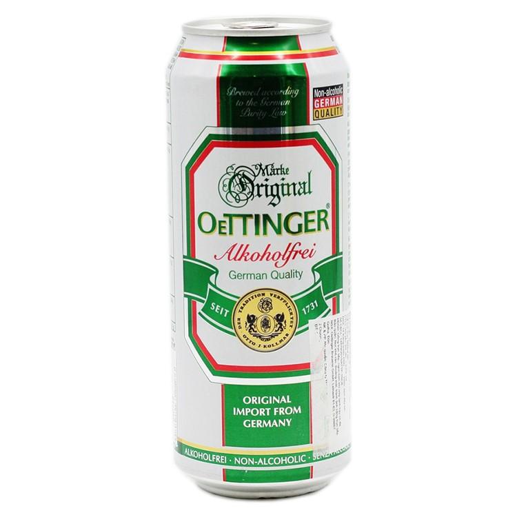 【單罐】無酒精啤酒 Alc.0.0% 德國進口 歐廷格500ml