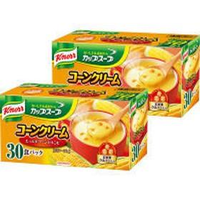 味の素 クノール カップスープ コーンクリーム 2箱(60食入)