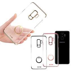 XUNDD for Samsung Galaxy S9+ 科技爵士指環扣支架手機殼