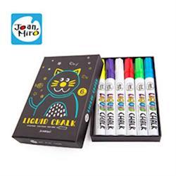 西班牙 JoanMiro 6色兒童液體粉筆