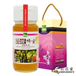 彩花蜜 養蜂協會驗證荔枝蜂蜜700g