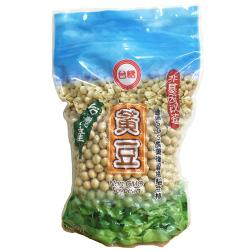 台糖本土非基因改造黃豆10包(500g/包)