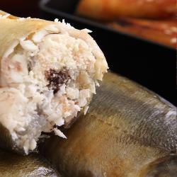 華得水產 特選超爆卵母無毒香魚2盒(8-10尾/1kg/包)產銷履歷無毒