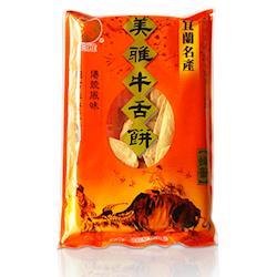 美雅宜蘭餅 手工超薄-蜂蜜(大)X9包
