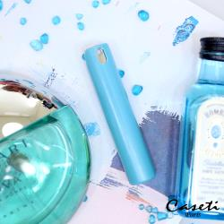 Caseti 超輕藍 透視系列 香水分裝瓶 旅行香水攜帶瓶 香水瓶 噴瓶 壓瓶 空瓶 分裝瓶推薦