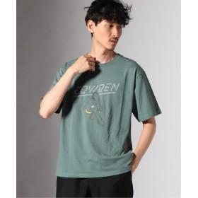 JOURNAL STANDARD 【COWDEN】ALLRAID ETシャツ グリーン L