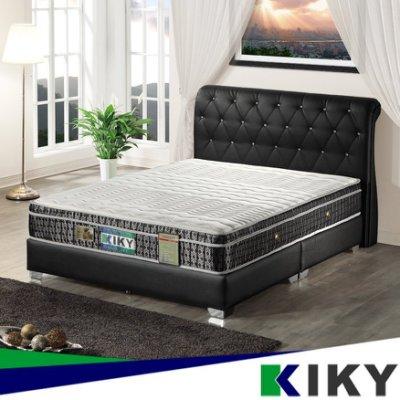 【床底】雙人5尺【卡蒂妮】皮質 加高床架 (不含床頭片) 台灣自有品牌 KIKY