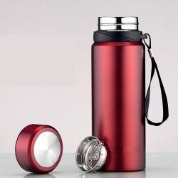 PUSH 不銹鋼冷泡茶保溫瓶1100ml
