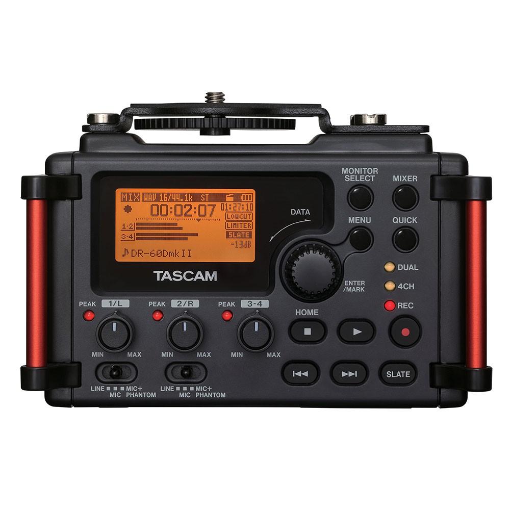 TASCAM 單眼用錄音機 DR-60DMK2 公司貨