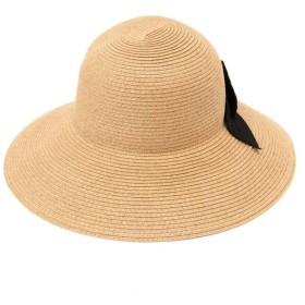 麦わら・ストローハット・カンカン帽 - N.Natural Beauty Basic リボンキャペリンハット