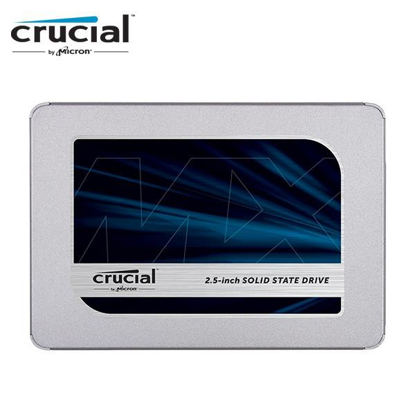 美光 Crucial MX500 SATA3 SSD 固態硬碟 250G 500G 1TB 五年保固 / 紐頓e世界