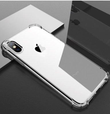〈日本直送代購〉I Phone X 氣墊手機殼 手機殼 高質感加厚手機殼  氣囊防摔 透明款 現貨 買手機殼送鋼化膜