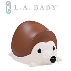 【L A BABY 美國加州貝比】幼兒學習便器(刺蝟造型)