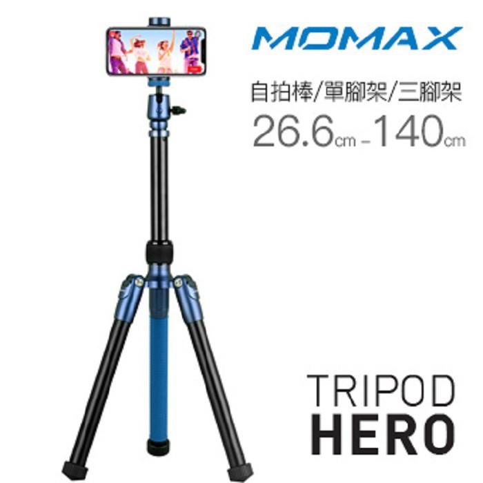 MOMAX TRIPOD HERO TRS7 三腳架(140CM)