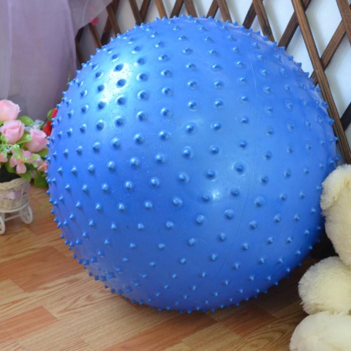 大刺球65cm 台灣製大型按摩球 充氣球 韻律球 健身球 瑜珈球 復健球【DE338】