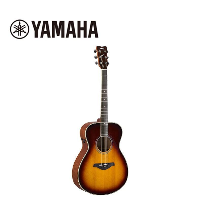 YAMAHA FS-TA BS Trans Acoustic 電民謠木吉他 漸層色【敦煌樂器】