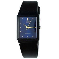 【CASIO】 簡約方型時尚設計腕錶-羅馬藍面 (MQ-38-2A)