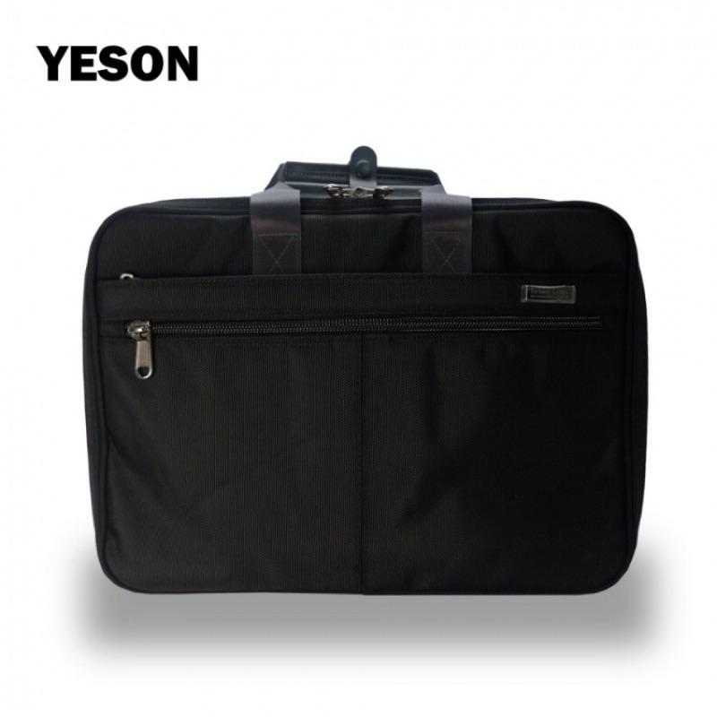 YESON永生 台灣製造 商務手提/肩背/斜背/後背電腦公事包/男包LUNNA系列 750 加賀皮件