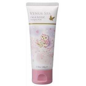 ヴィーナススパ VENUS SPA フレグランス ハンドクリーム トワイライトピンク 60g 【在庫あり】