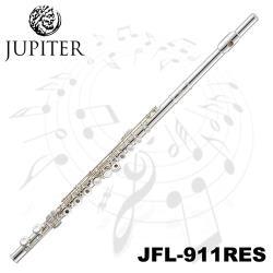 【JUPITER 雙燕】進階級長笛 開孔加E鍵 吹口管925銀 (JFL-911RES)