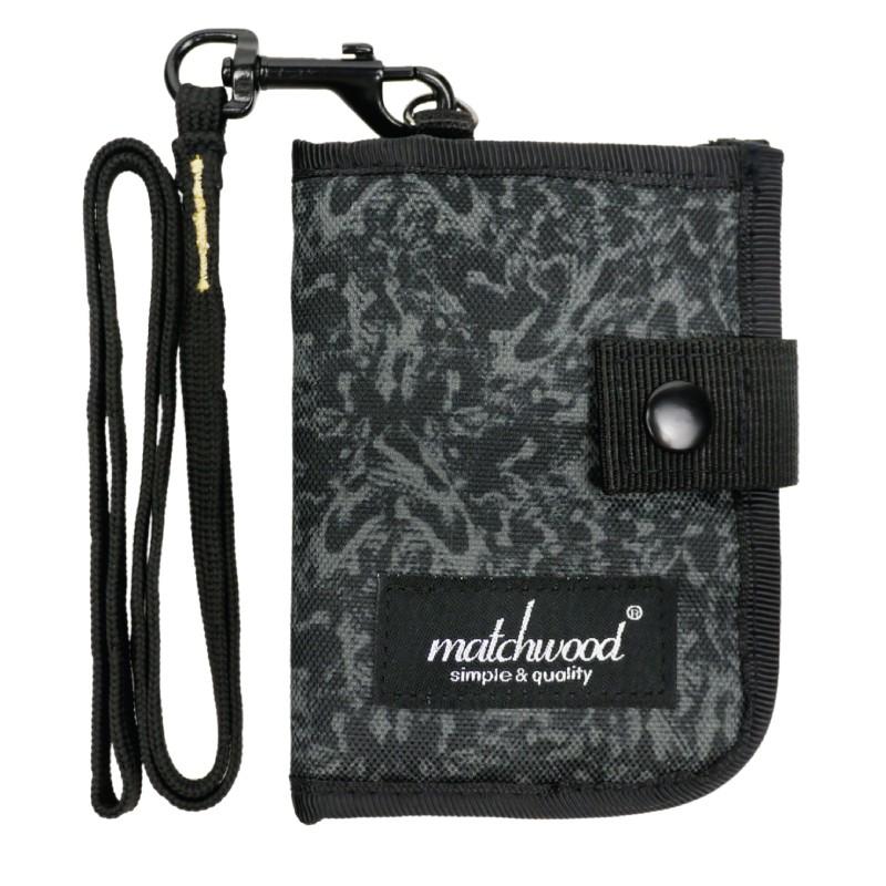 Matchwood Element 多功能零錢包 MORO波蘭迷彩 附黑色掛頸繩 官方賣場