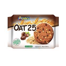 Julies茱蒂絲 OAT系列巧克力燕麥餅乾200gx12包