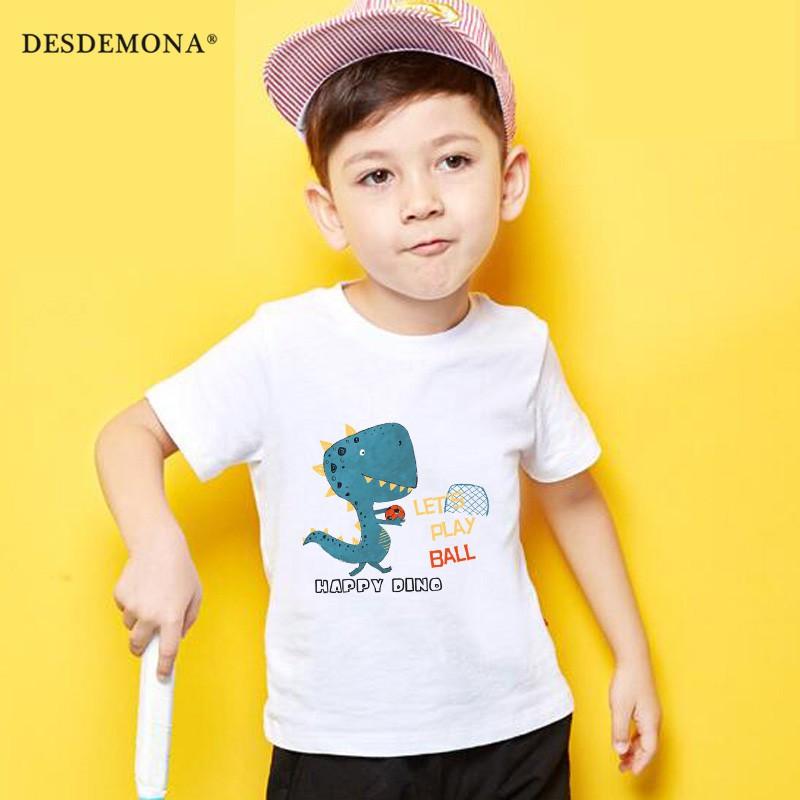 童裝 嬰幼童兒童童裝 嬰兒短袖T恤 兒童上衣 寶寶短袖上衣 小男孩上衣 純棉T恤 小女孩服裝 卡通T恤 DW184
