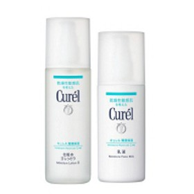 Curel(キュレル) 化粧水2(しっとり) 150mL+乳液 120mL 花王