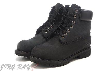 【精銳國際】Timberland 美國代購正品 經典黑靴 全黑 10061 防水 登山鞋 逤溪