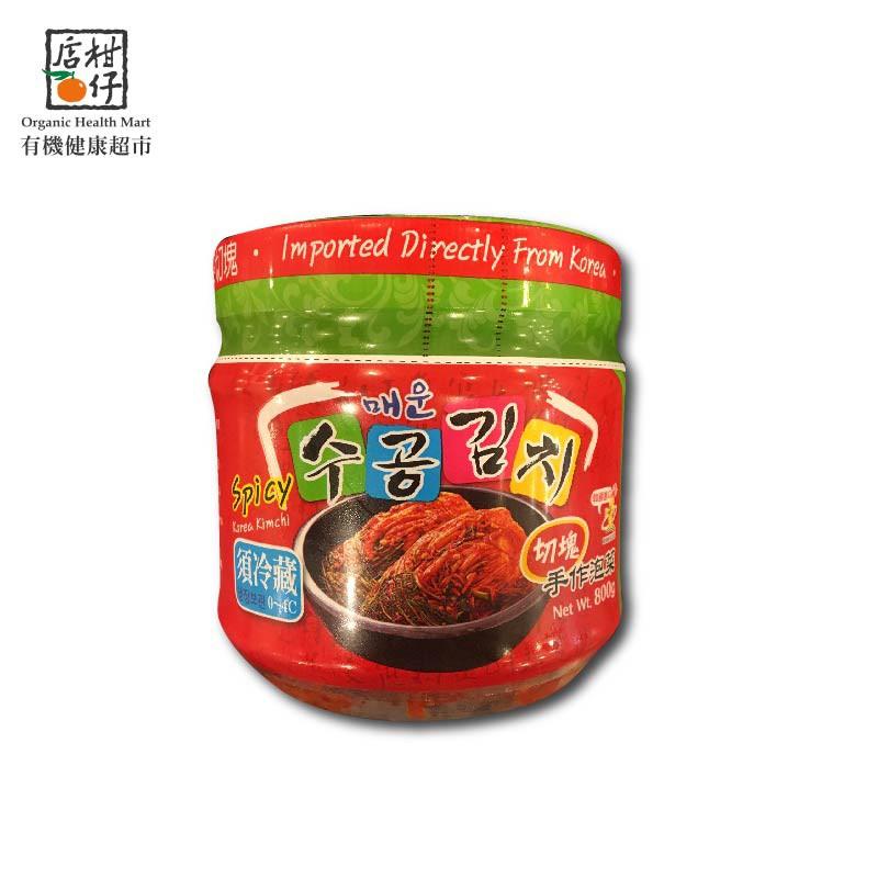 韓國整顆手作泡菜(800g/罐)