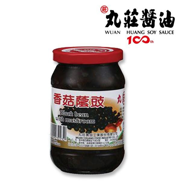 《丸莊》香菇蔭鼓(大罐)(380g/罐)(共6罐)