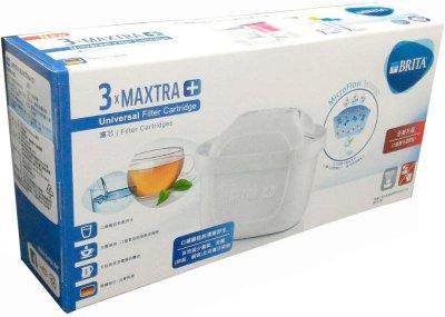 【MG】*公司貨*BRITA MAXTRA PLUS系列 3入濾芯 濾水壺專用 新一代長效型(含稅)