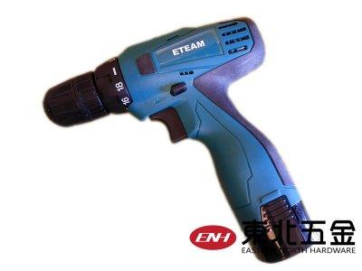 (2019新春特價)附發票ETEAM一等工具ET338 16.8V充電式衝擊起子機.夾頭式電鑽.充電式.【AA109】