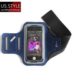 【US.STYLE】5.5吋戶外運動手機臂套-越野動感款