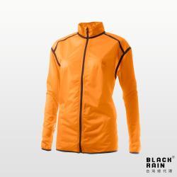 【Black Rain】氣候變化旅行夾克 BR-90020(13983 金棗)