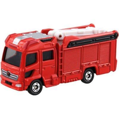 【3C小苑】TM 119A2 879763 麗嬰 日本 TOMICA MORITA 多目的自動車 消防 多美 禮物