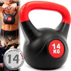 KettleBell重力14公斤壺鈴(30.8磅)